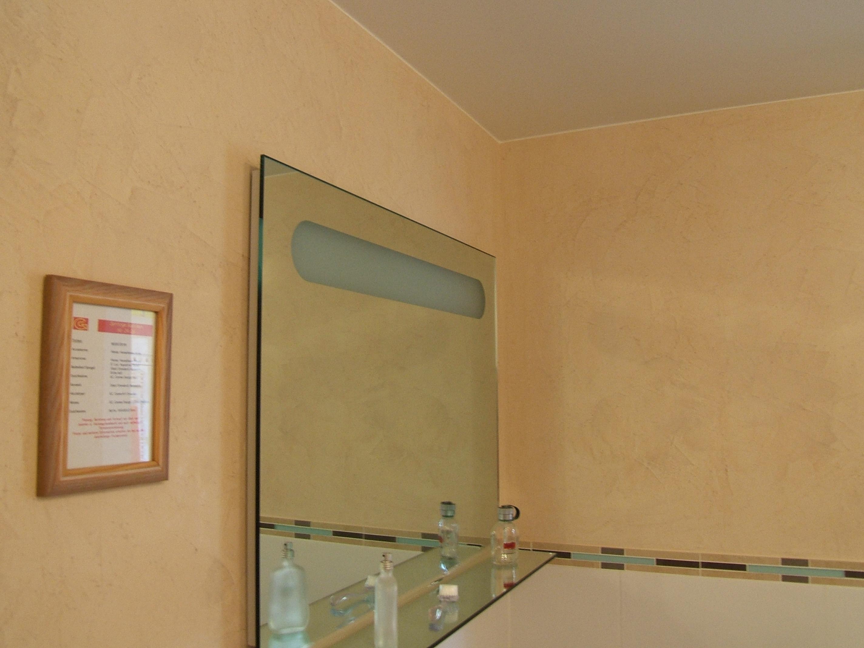 Malerbetrieb joisten habbelrath hilden marmorputz for Marmor putz im bad
